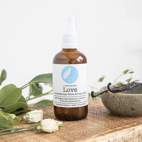 Love Aromatherapy Room & Linen Mist 20 reviews
