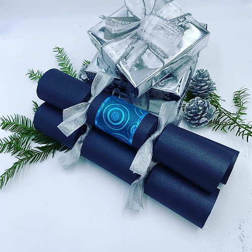 Black Christmas Crackers
