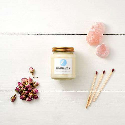 Harmony Soy Aromatherapy Candle 150ml