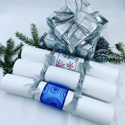 White Christmas Crackers