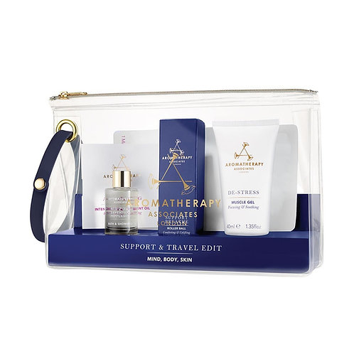 Support & Travel Edit by Aromatherapy Associates