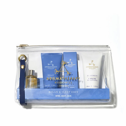 Relax and Sleep Edit Aromatherapy Associates
