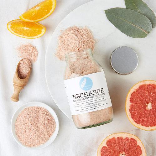 Recharge Himalayan Bath Salts