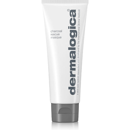 charcoal rescue masque