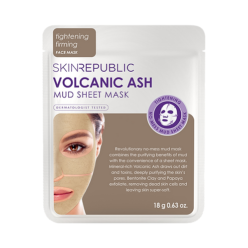 Skin Republic volcanic ash mud mask