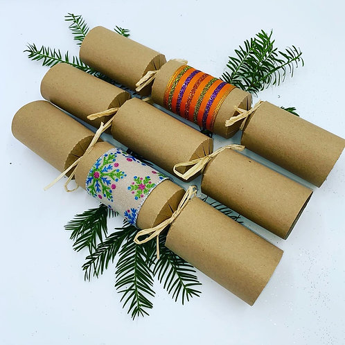 Kraft Christmas Crackers