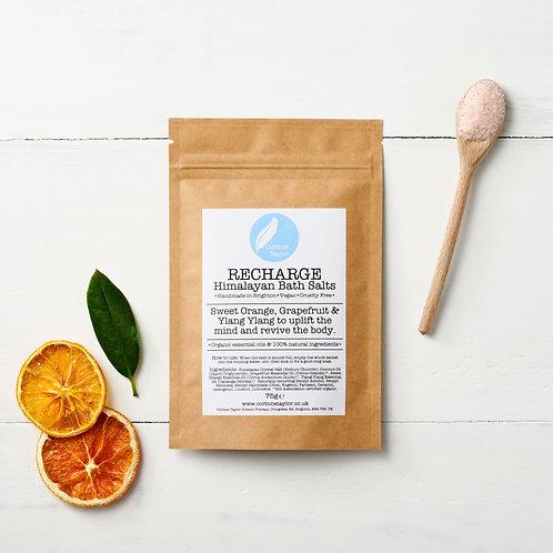 Recharge Himalayan Bath Salts Sachet