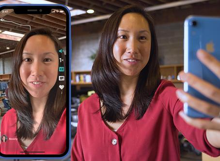 Lei av videomøter? Da er du kanskje klar for video-selfies med Voodle?