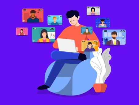 Zoom - senter i en virtuell arbeidsplass?