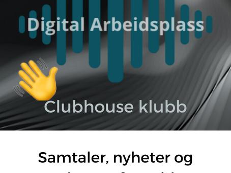 Nå kan du lage Klubb og bygge Community i Clubhouse