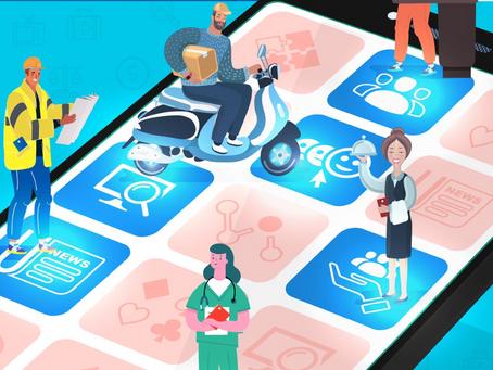 Hvordan velge mobilt intranett for dine førstelinjeansatte?
