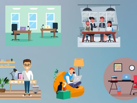 Det hybride kontoret - mange gevinster, men også store utfordringer underveis