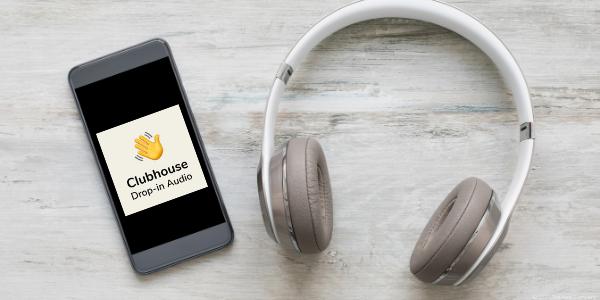 Er Clubhouse kommet for å bli. Clubhouse drop-in audio. Social audio. Blogpost fra The New Company