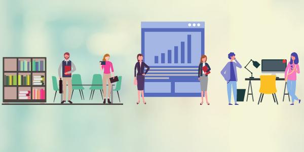 Hva er en digital arbeidsplass? Bloggpost fra The New Company