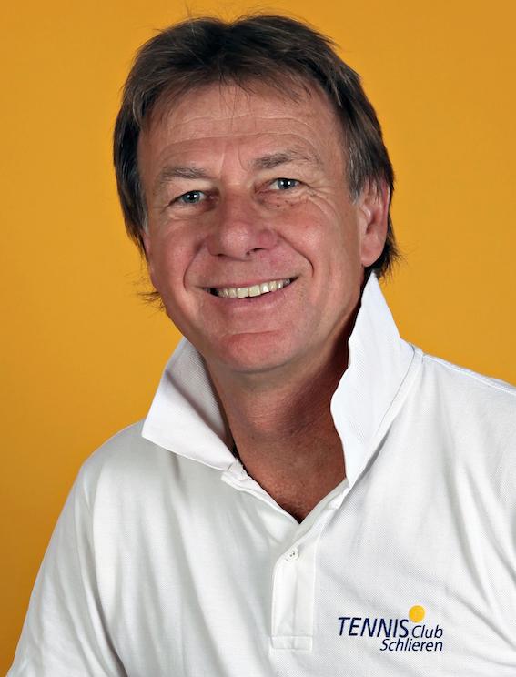 Danny Freundlieb – Tennisschule Schlieren, Platz-Chef Tennisclub