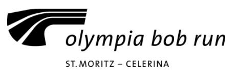 Olympia Bob Run – St. Moritz