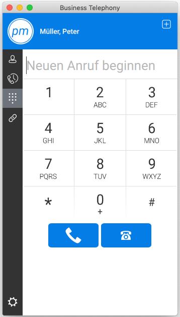 Wie soll ich telefonieren