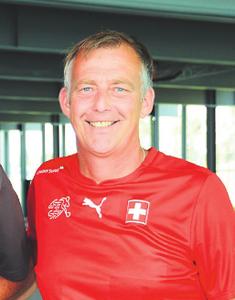 Georg Nafzger - Betriebsleiter Sportzentrum Burkertsmatt