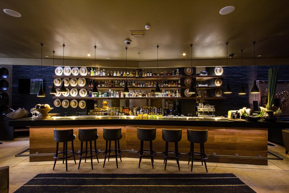 Hotel BOG, bar