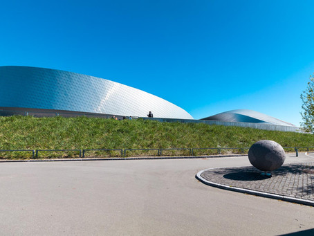 Planeta Azul - Arquitectura Danesa