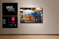 Exposición Spotlights - Nest