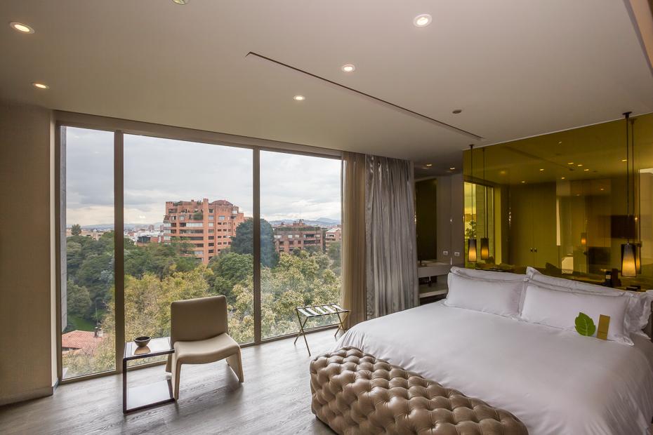 Hotel BOG habitación
