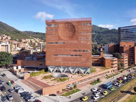 """Fundación Sanfa Fé premio""""Building of the Year 2018"""""""