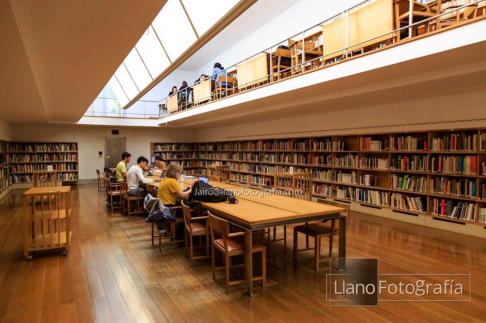 Porto School of architecture  Library