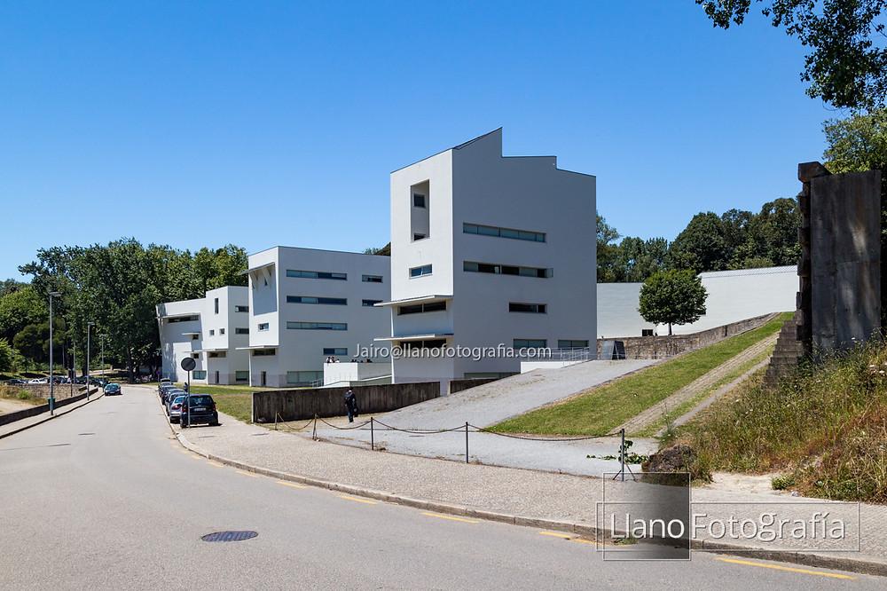 Clasroom blocks - Oporto School of architecture