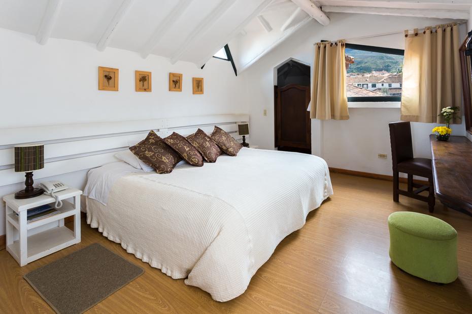 Hotel Getsemaní, habitaciones