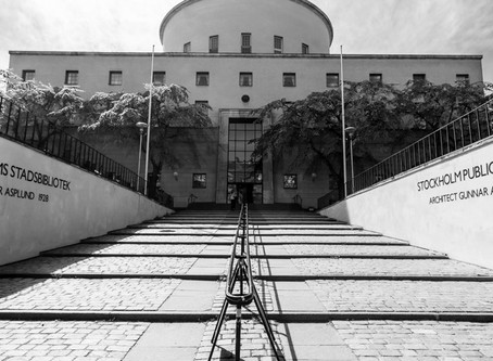 Biblioteca de Estocolmo: Una puerta a la modernidad