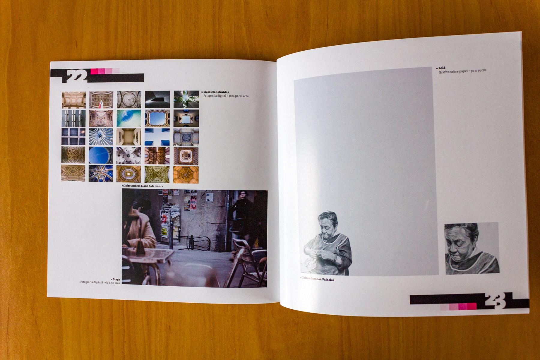 Catálogo Salón III Arte Jóven