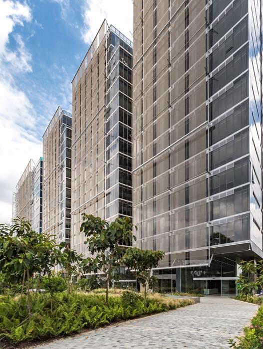Edificio Elemento - Prabyc Ingenieros