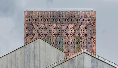 Museo Arte Moderno Medellin - LlanoFotog
