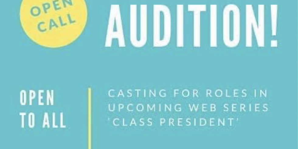 Open Call - New Web Series