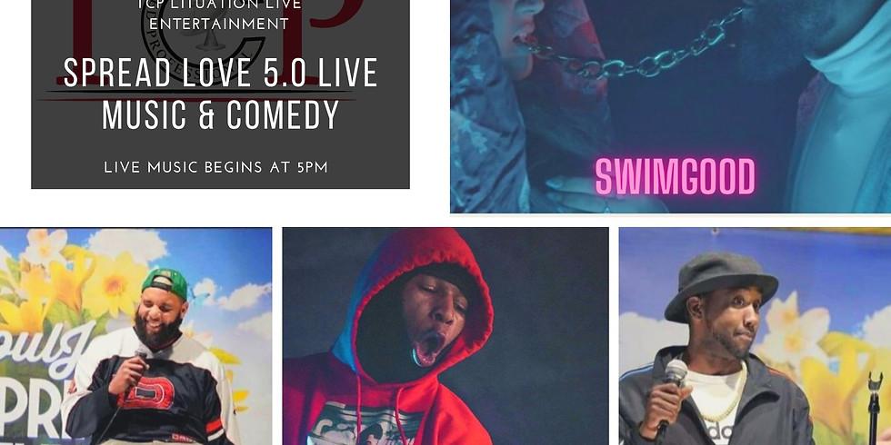 Spread Love 5.0 Comedy Show