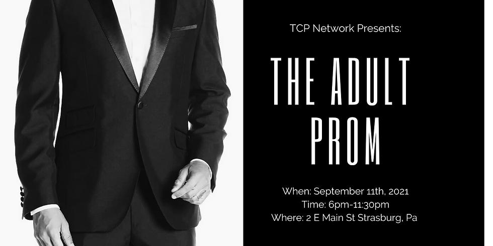 TCP Adult Prom