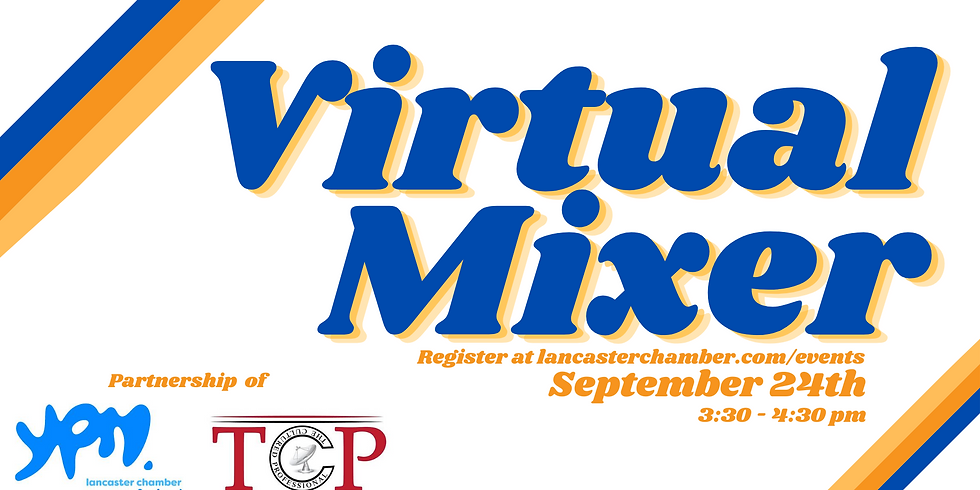 The Cultured Professional Network Partnered with YPN Virtual Mixer