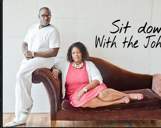 Sit-down With The Johnson's