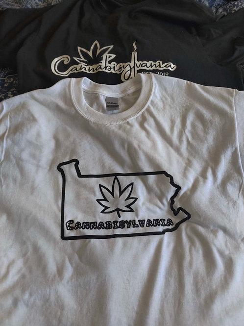 Cannabisylvania State Bong T