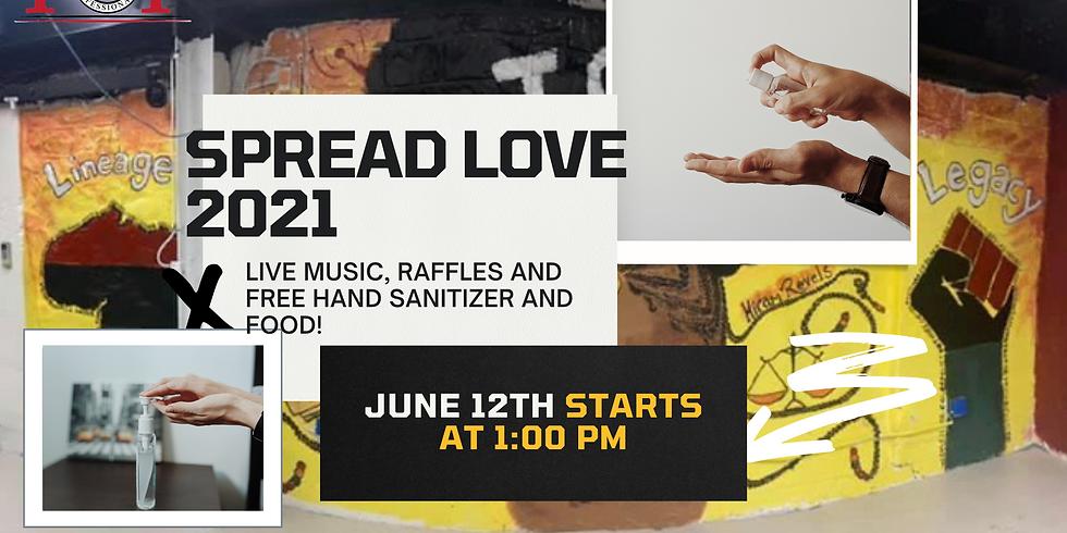 Spread Love 2021