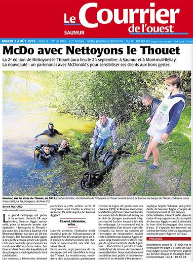 JASP Nettoyons le Thouet