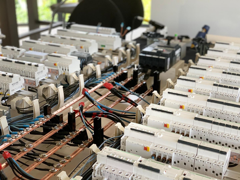 Montage Tableau électrique