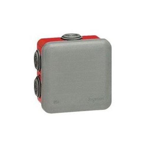 Boite de dérivation carré étanche 80x80X45 Legrand