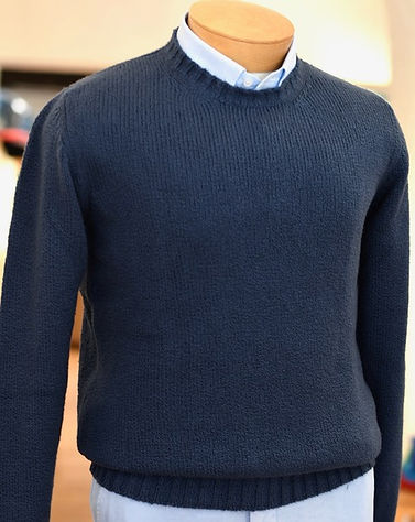 Cotton Crew Neck Navy SP20 .jpg