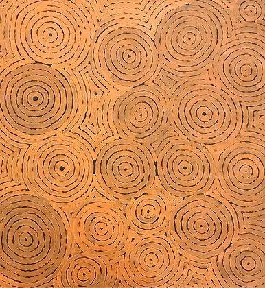 Water Holes 100x92