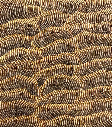 Sand Dunes by Maureen Hudson Nampitjinpa 79 x 90 cm