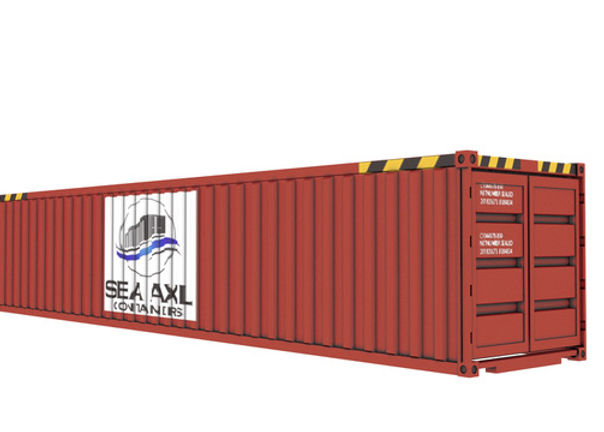 Container 40 ft High Cube