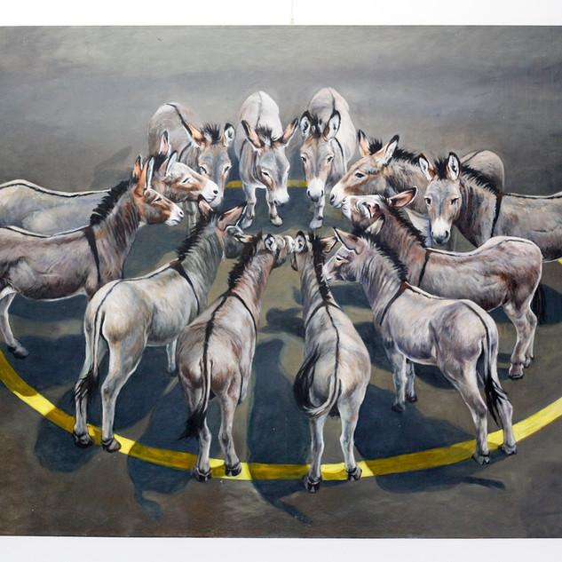 'As almal inkyk kyk niemand uit nie' by Rina Stutzer