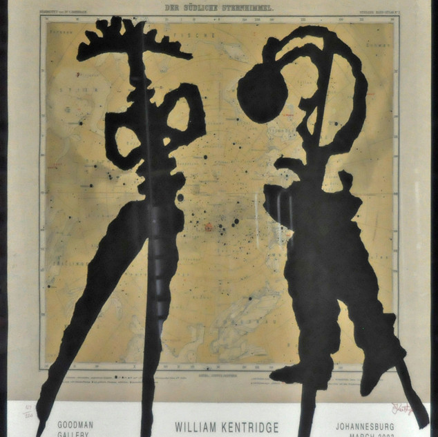 Title Unknown by William Kentridge